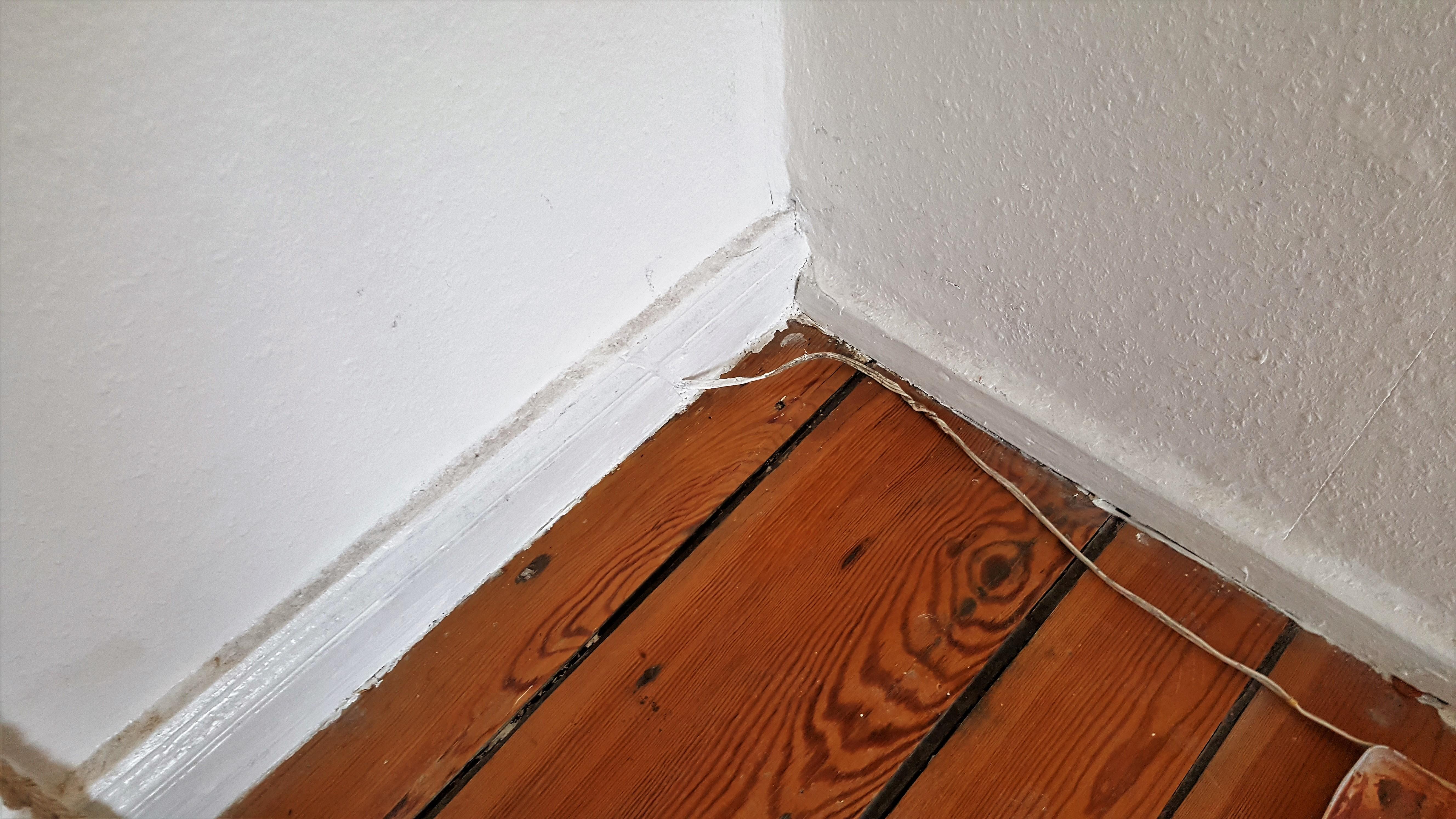 Holzoberflächen - Oberflächen - Instandsetzung
