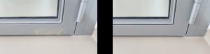 Pulverbeschichtung Tür reparieren